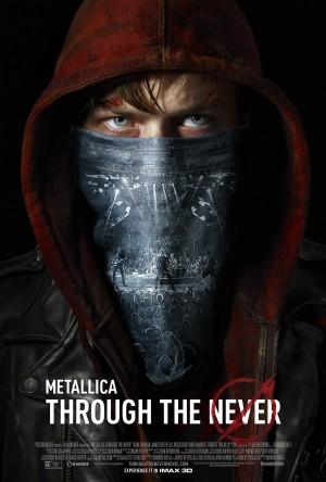 Metallica Through The never (High Res)