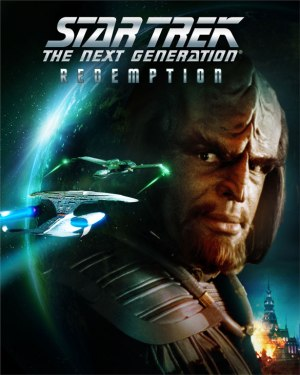Redemption Bluray Cover