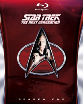 Star Trek TNG Blu-Ray Cover Season 1