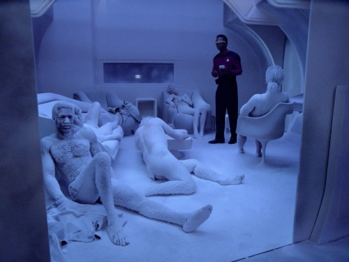 Star Trek TNG The Naked Now b