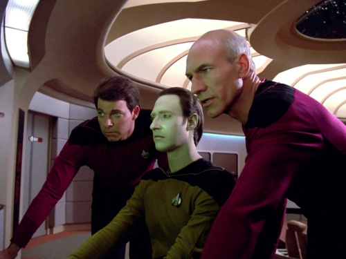Star Trek TNG The Naked Now f