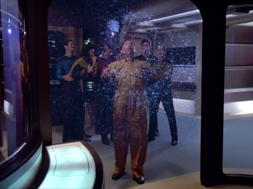 Star Trek TNG The Naked Now h