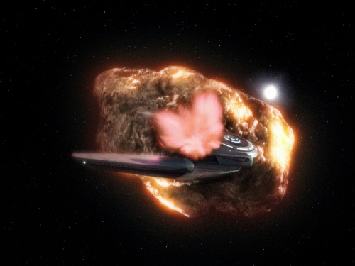 Star Trek TNG The Naked Now p