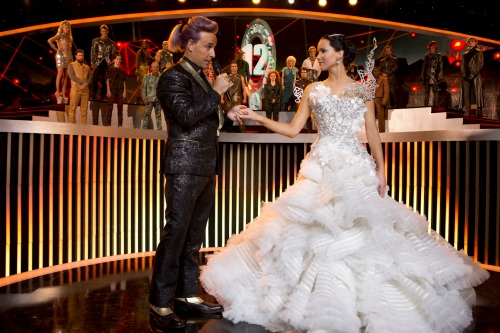 The Hunger Games Catching Fire 1
