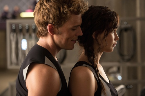 The Hunger Games Catching Fire 4