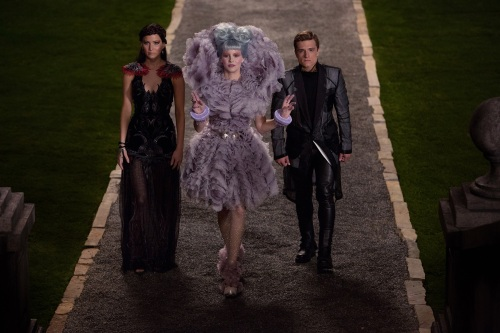The Hunger Games Catching Fire 7