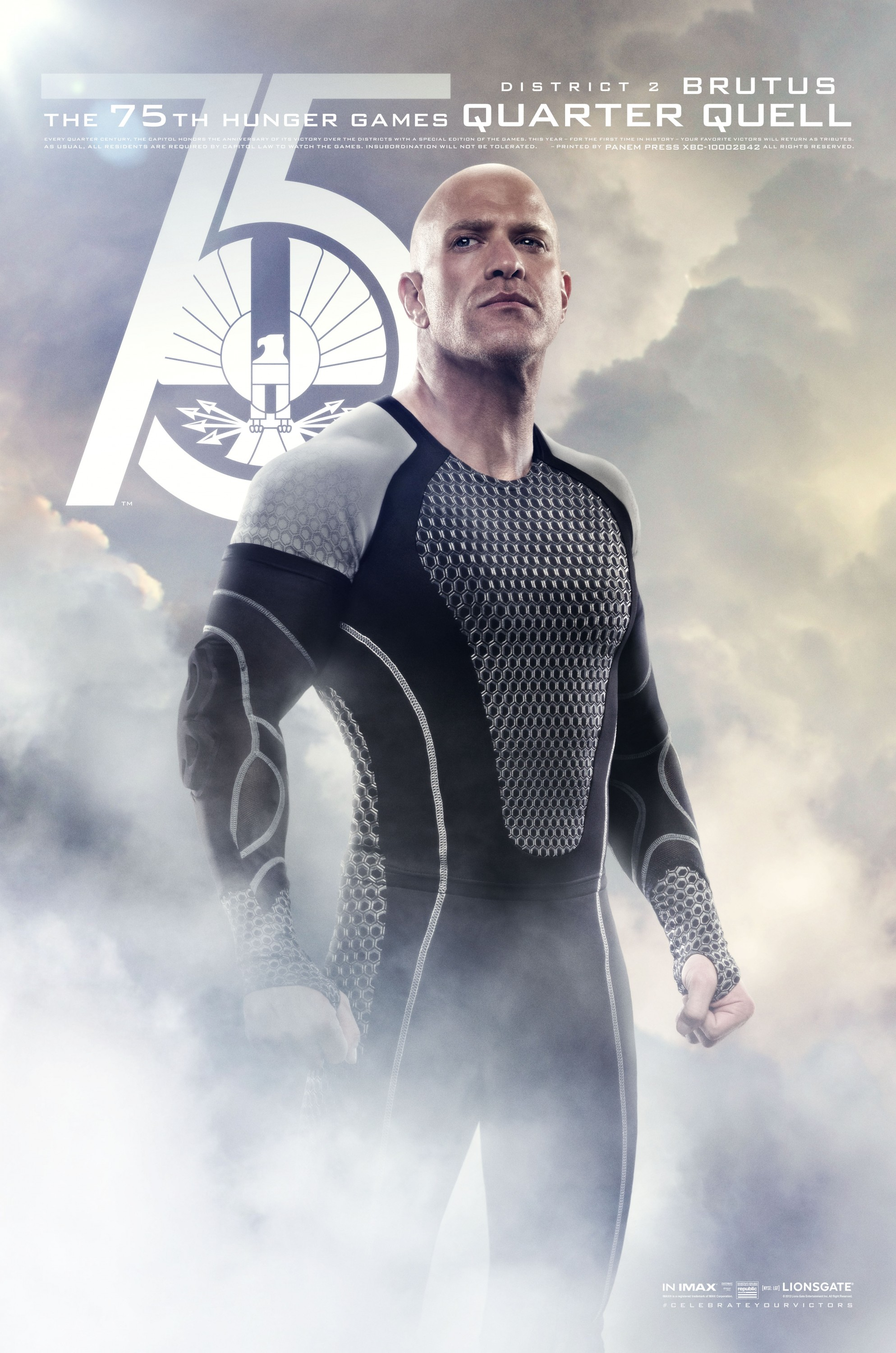 The Hunger Games Catching Fire Poster Dreggies Takecom