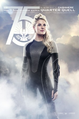 The Hunger Games Catching Fire Poster h