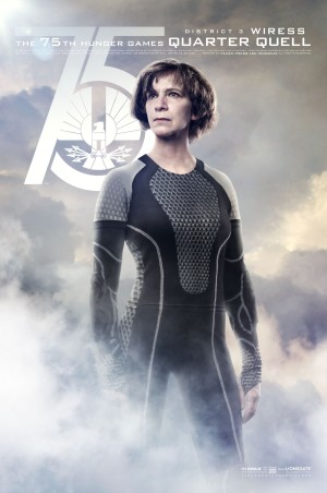 The Hunger Games Catching Fire Poster j