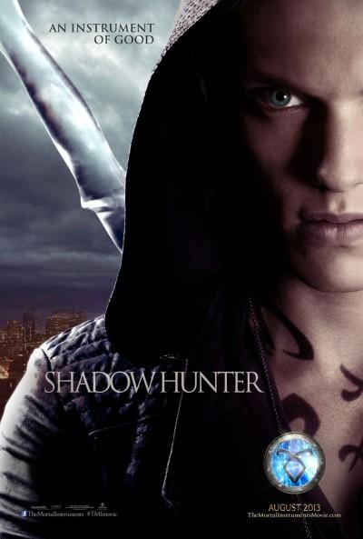 The Mortal Instruments City of Bones Poster 3