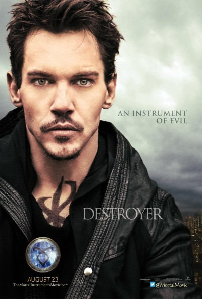 The Mortal Instruments City of Bones Poster 5