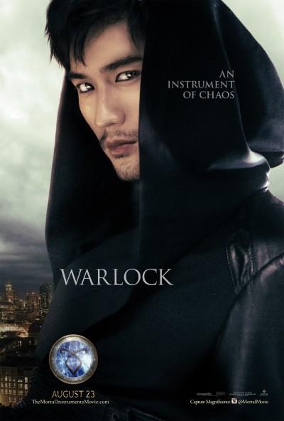 The Mortal Instruments City of Bones Poster 6