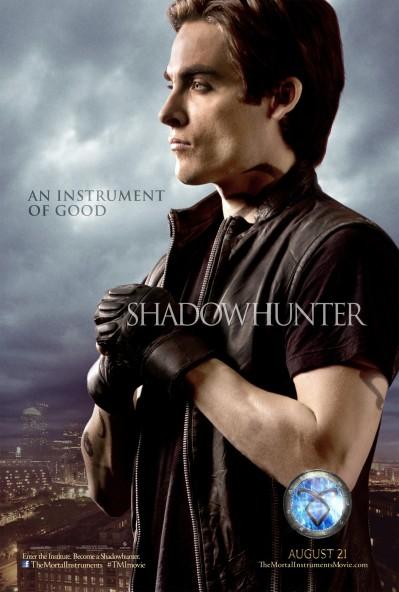 The Mortal Instruments City of Bones Poster 7