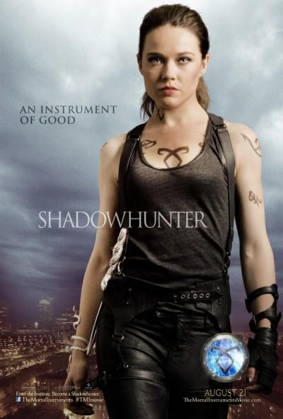 The Mortal Instruments City of Bones Poster 8