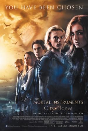 The Mortal Instruments City of Bones Poster 9