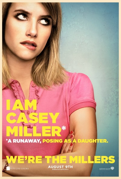 Were The Millers Poster3