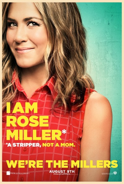 Were The Millers Poster5