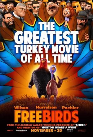 FreeBirds Poster