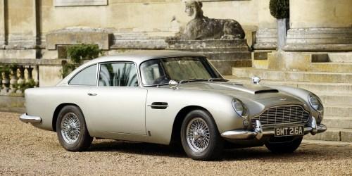 James Bond Aston Martin 2