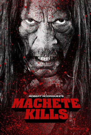 Machete Kills Poster 1