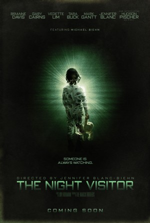 The Night Visitor Poster 2