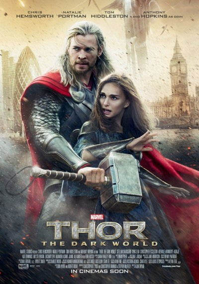 Thor The Dark World Poster 2