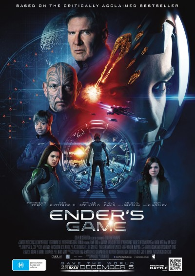 Enders Game Poster 16