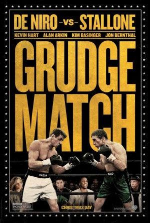 Grudge Match Poster 2