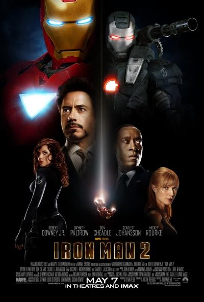 Iron Man 2 Poster 1a