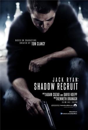 Jack Ryan Shadow Recruit Poster