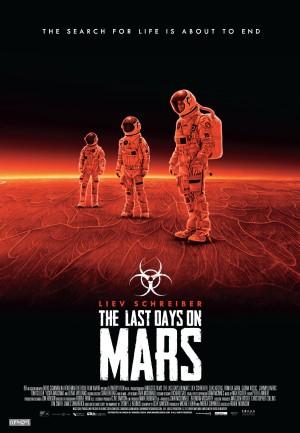 Last Days on Mars poster 2
