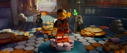 Lego The Movie 8