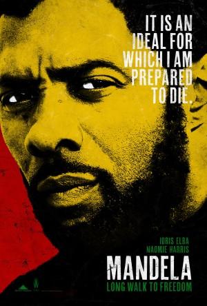 Mandela Long Walk to Freedom Poster #1