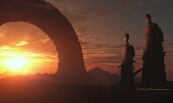 Star Wars 1313 q