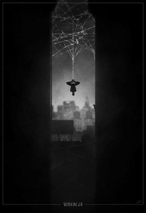 Superhero Noir Posters 10