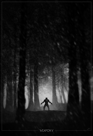 Superhero Noir Posters 5