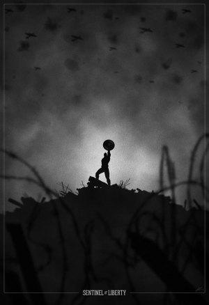Superhero Noir Posters 7