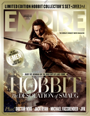 The Hobbit The Desolation of Smaug Empire Cover4