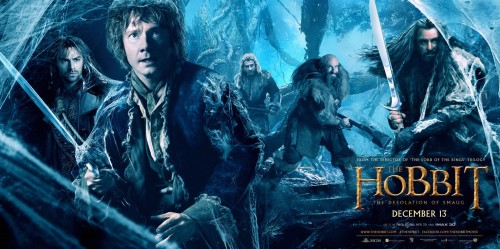 The Hobbit The Desolation of Smaug Poster2