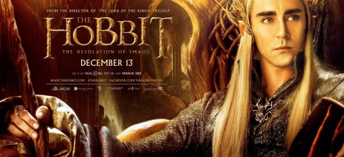 The Hobbit The Desolation of Smaug Poster3