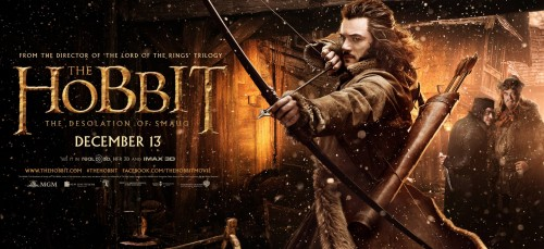 The Hobbit The Desolation of Smaug Poster4