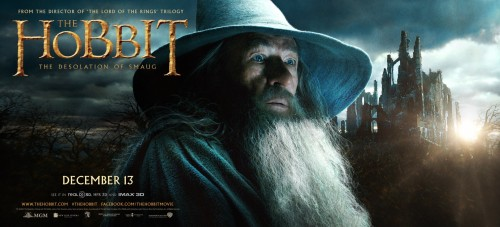 The Hobbit The Desolation of Smaug Poster5