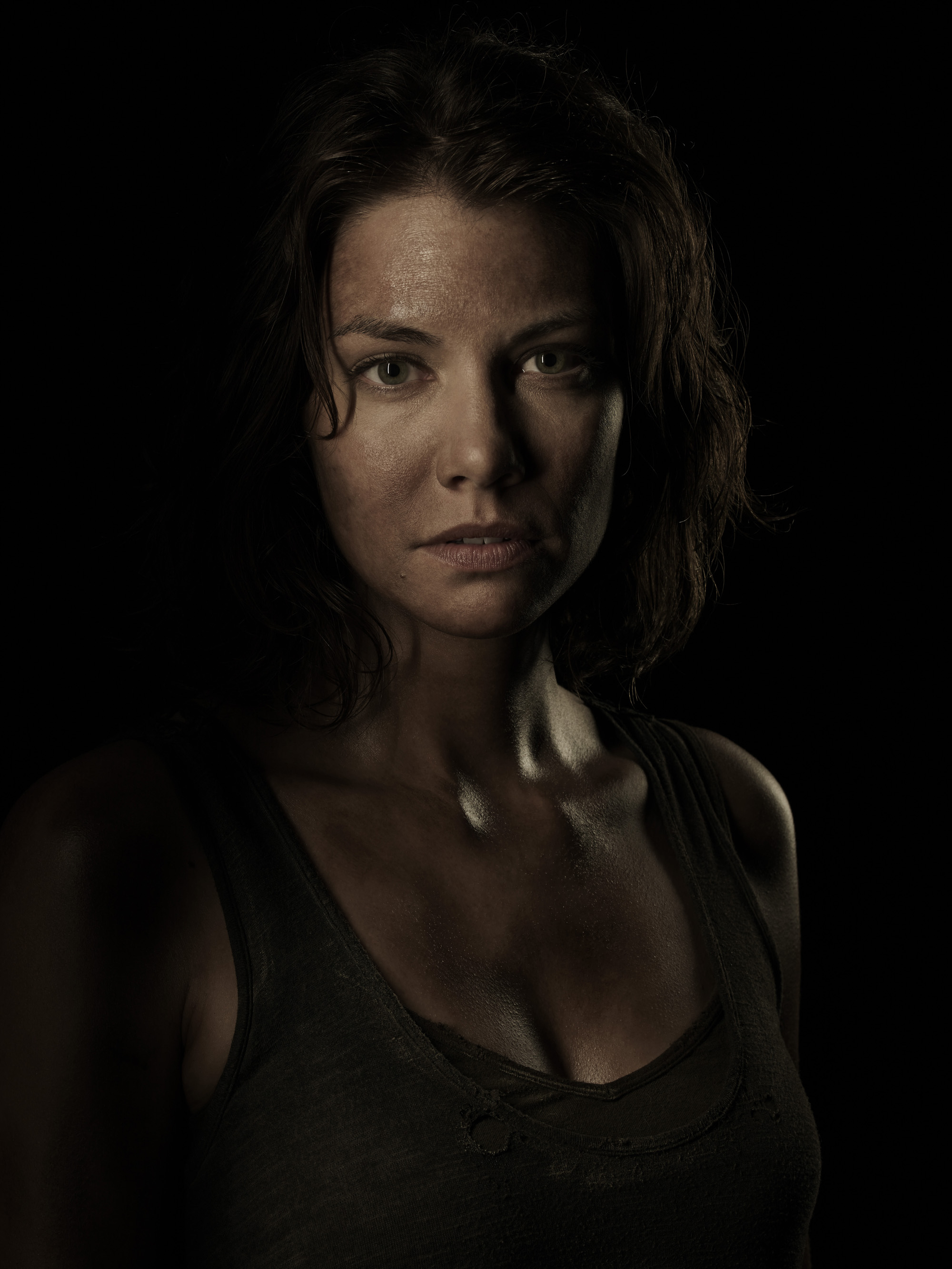 Lauren cohan walking dead 2
