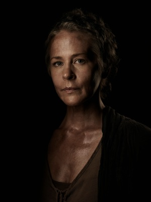 The Walking Dead Melissa Mcbride