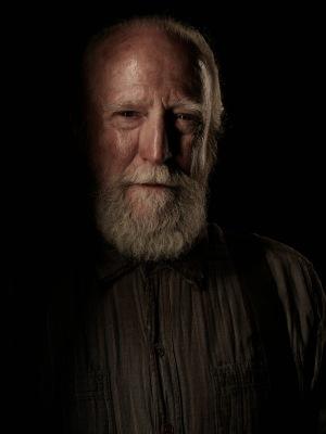 The Walking Dead Scott Wilson