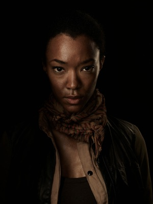 The Walking Dead Sonequa Martin Green