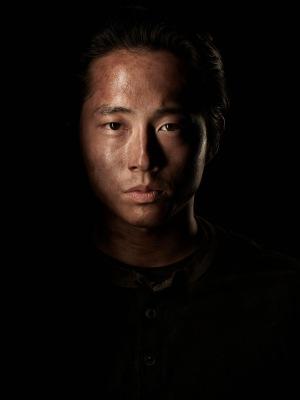 The Walking Dead Steven Yeun