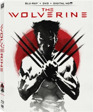 The Wolverine Blu-ray box Cover art
