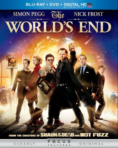 The Worlds End Blu-ray DVD