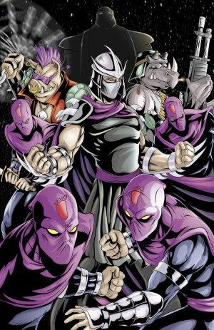 TMNT Shredder Foot Clan